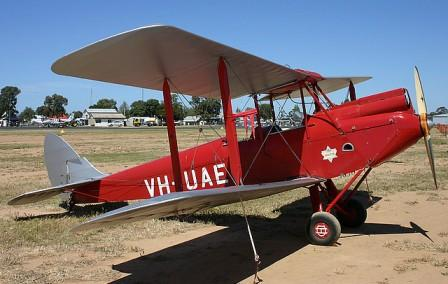De Havilland DH.60 Moth